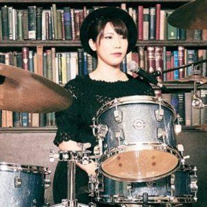 MiMi ドラム ドラマー