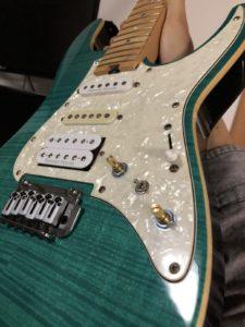 LEGPAP ギター POT 交換 配線