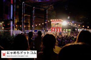六本木ヒルズ盆踊り 2019